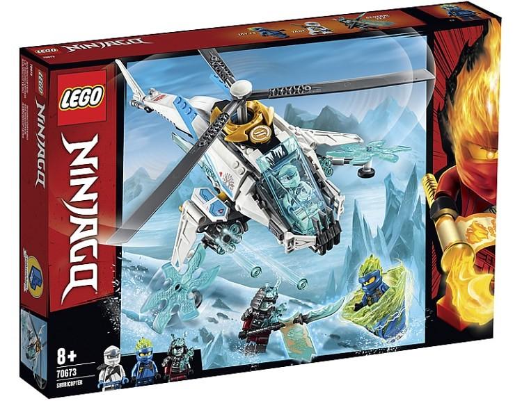 LEGO Ninjago Shuricopter 70673-01