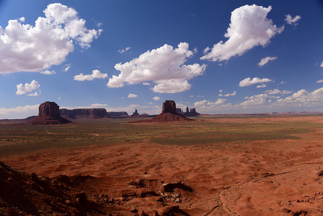 Monument Valley Navajo Tribal Park, Arizona,  US 792