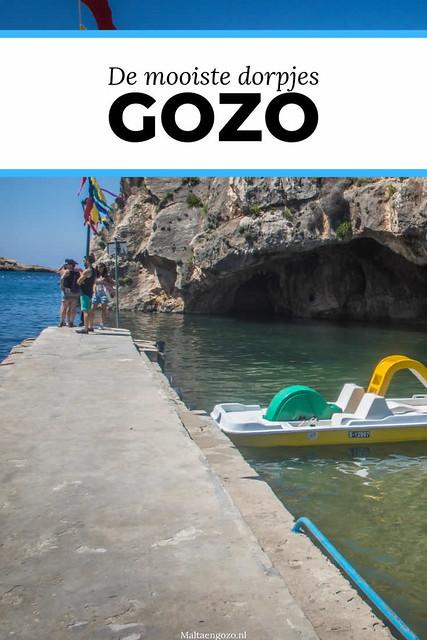 De mooiste dorpjes op Gozo, bekijk de tips
