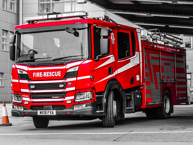 emergency one uk fire engines | Flickr