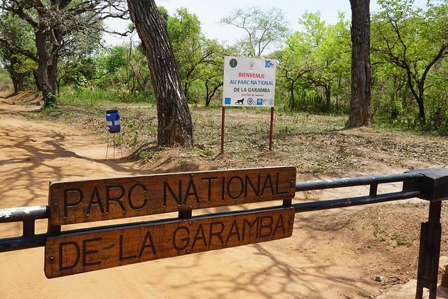 Garamba NP DRC 2019