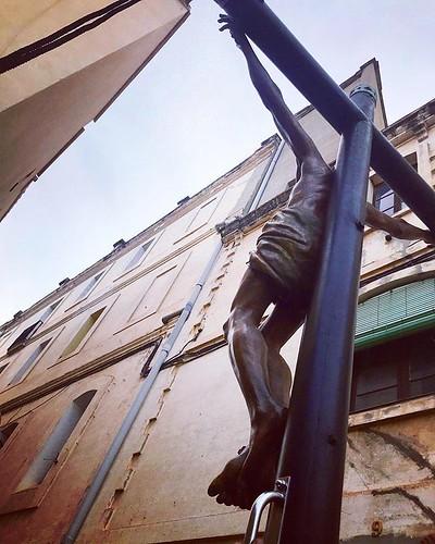 #Processó de #DivendresSant pels carrers de #Gelida #Penedès