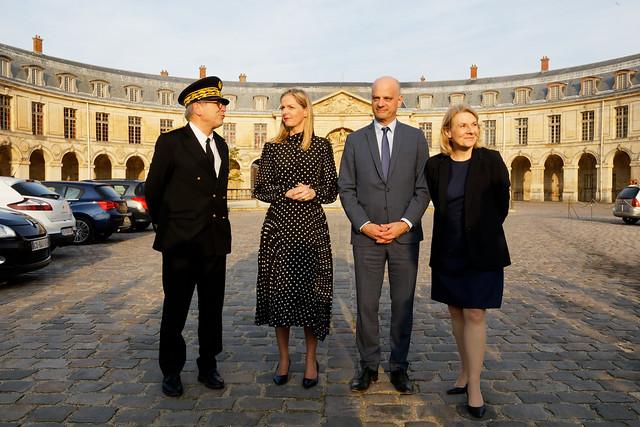 Campus professionnel de Versailles et Paris