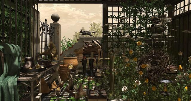 Forgotten Garden.....
