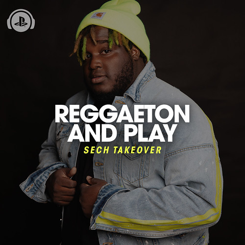 Reggaeton and Play Sech Takeover Playlist