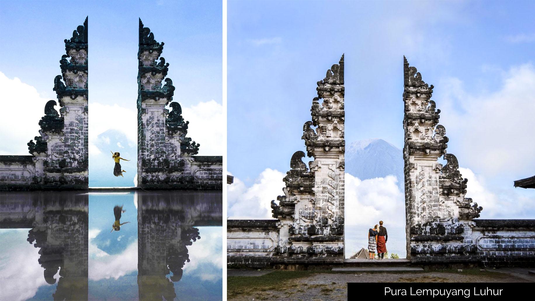 Pura Lempuyang Luhur- du lịch Bali ngaylangthang