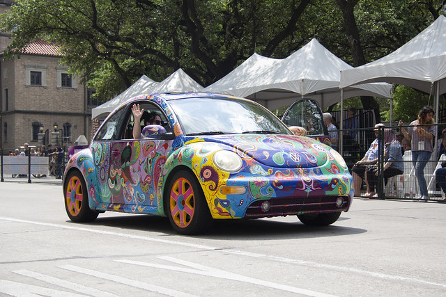 Art Car Parade36