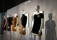 Mary Quant mini-skirts