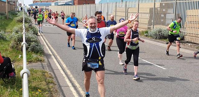 Brighton Marathon 19
