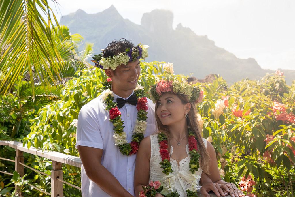 Nhan & Thai - The Conrad Bora Nui
