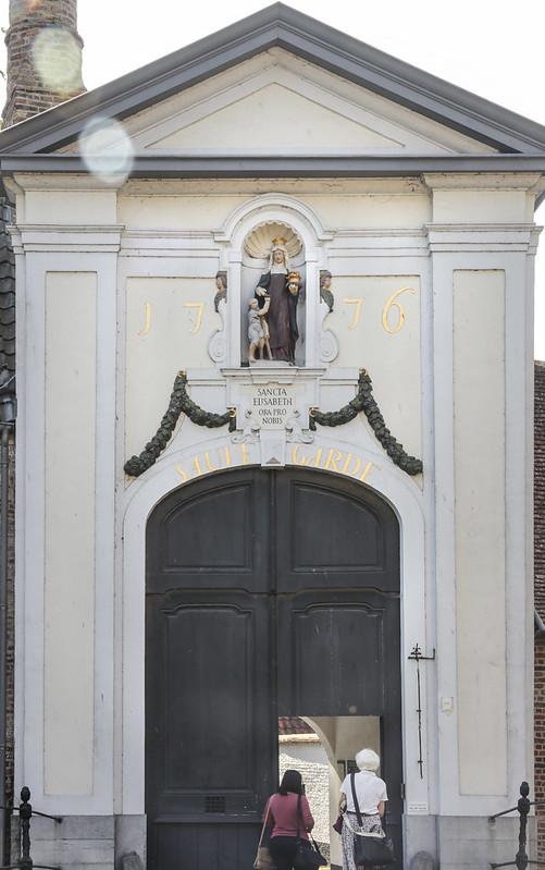 Begijnhuisje, Bruges