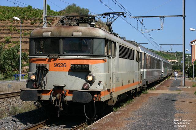 SNCF 9626
