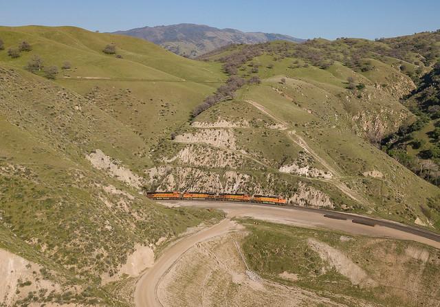 Tehachapi Pass Bealville, California