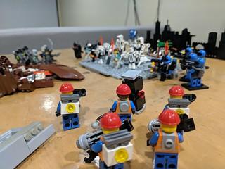 The Last Battle of New York - prologue   by Ninja_Bait