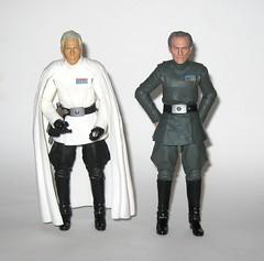 """Star Wars-The Black Series-Grand Moff Tarkin 6/"""" #63"""