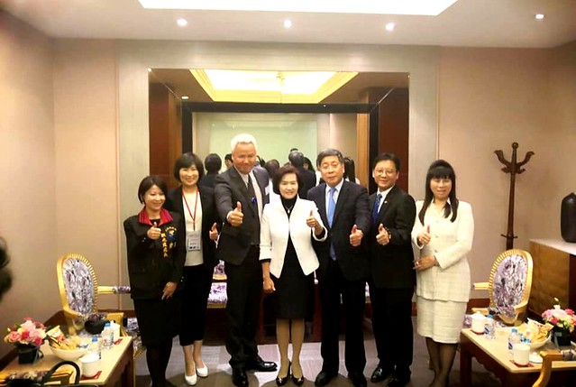 拜訪上海市政府 (2)
