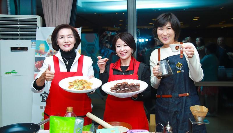 旺旺推介會和晚宴 (2)