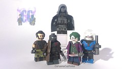 Custom LEGO DC: Favourite Batman Villains.