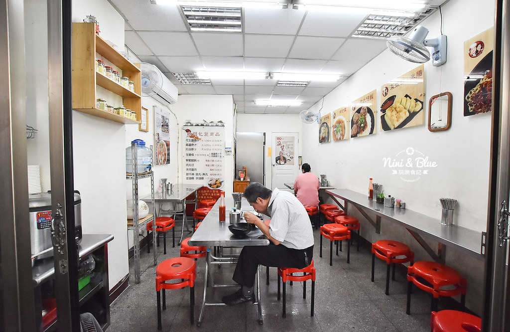立偉麵食 菜單 太原路 第二市場11