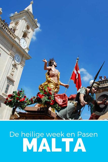 Pasen op Malta, bekijk alle festiviteiten