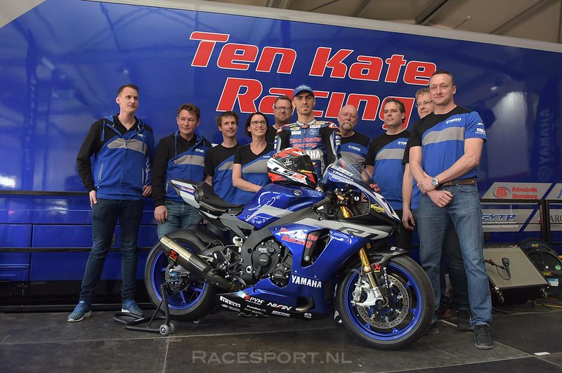 Ten Kate Racing Yamaha 2019
