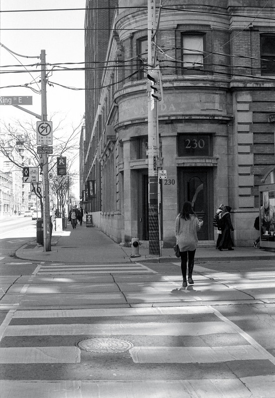 King and Sherbourne Crossing