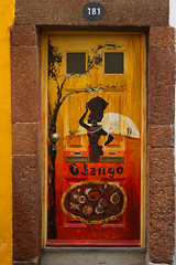 Funchal Citty Graffity O Jango