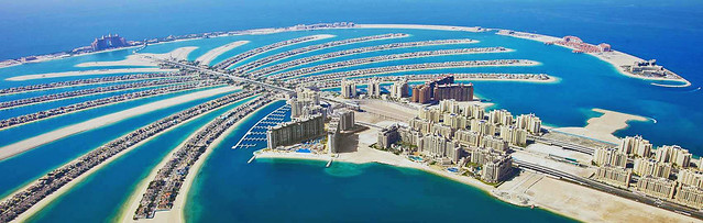 The Palm Islands, Dubai