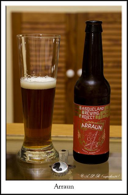 Arraun Basqueland Brewing Company SL