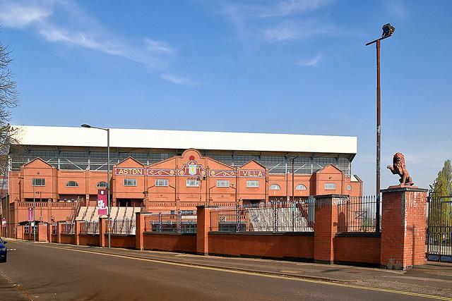 Villa Park (Aston Villa FC)