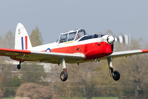 WP928/G-BXGM De Havilland DHC-1 Chipmunk T.10 | by amisbk196