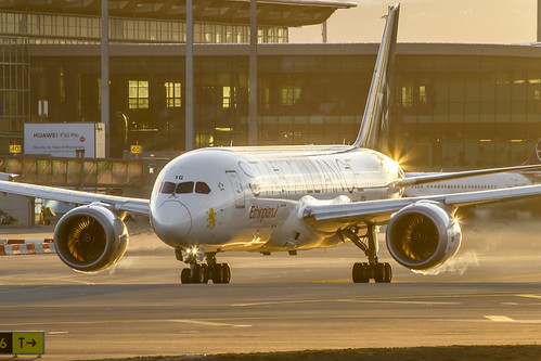 ET-ATG in eavening sun at OSL | by stein380 Thanks for over 9,7 million views!