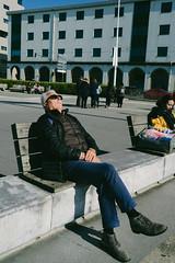 Enjoy the sun, La Coruña