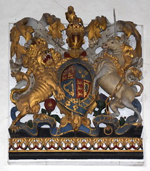 Royal Arms of Anne