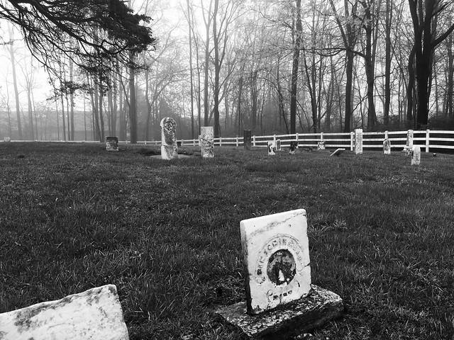Foggy Graves