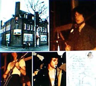 LIFE live @ The Teaser 1978