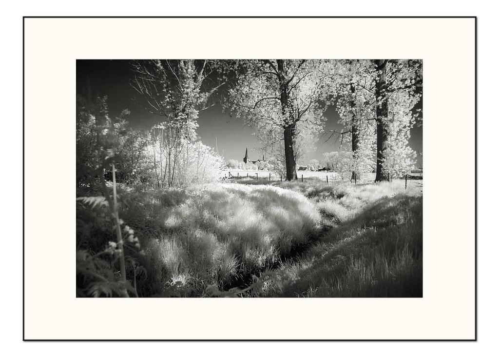 Landscape beauty -  infrared 01