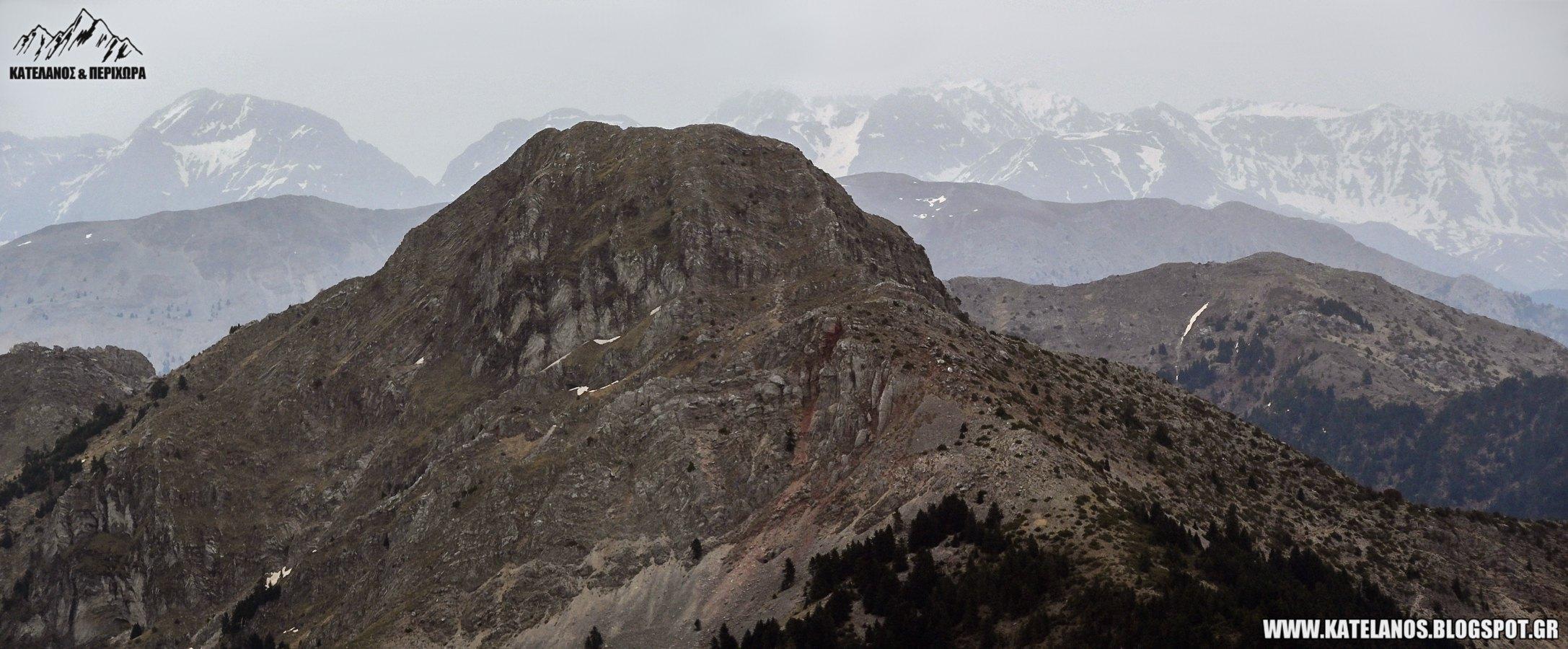 βουνοκορφη κουκουρεχι