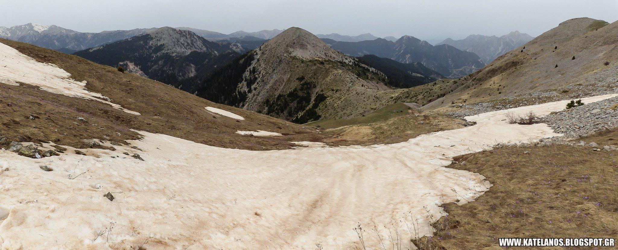 χιονουρες βουνα βουνοκορφες