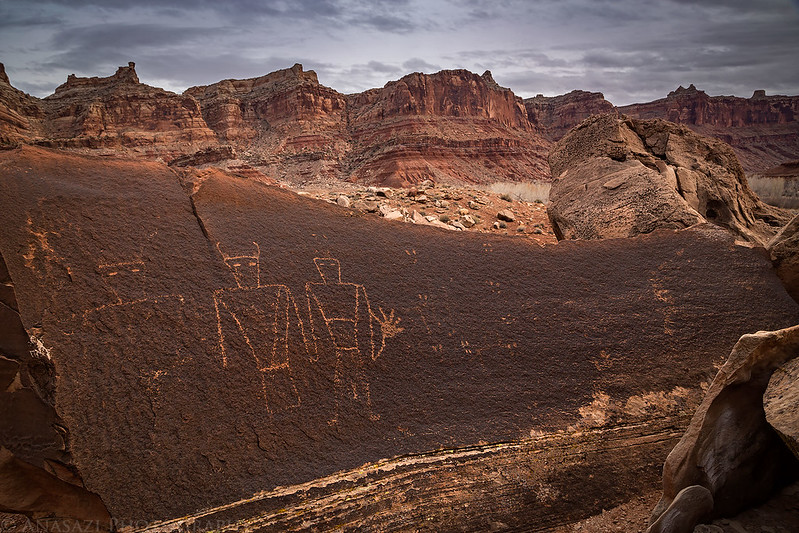 Mexican Mountain Petroglyphs