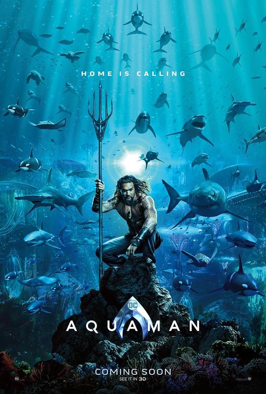 Aquaman - Poster 1