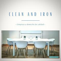 Clean & Iron Service. Limpieza a domicilio de calidad en tu ciudad. www.cleaniron.com #limpieza #limpiezaporhoras #limpiezaadomicilio #badajoz #barcelona #madrid #illescas #toledo #girona #seudurgell #cerdanya #ibiza #mallorca #andorra #cascais #portugal