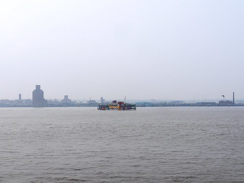 Mersey Ferry Trip - 1