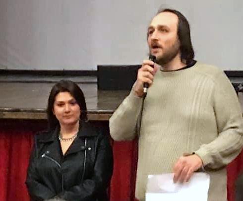 4   Giuseppe Procino e Rosanna Ventura 53530385_337896550186964_944429360968892416_n