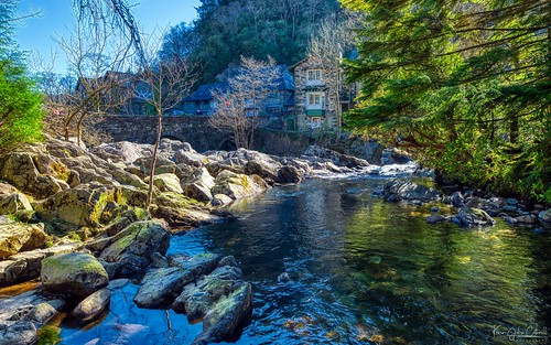 Afon Llugwy, Pont-y-Pair