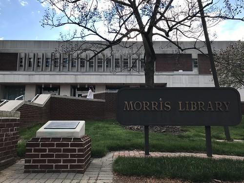 Letter: Morris Library