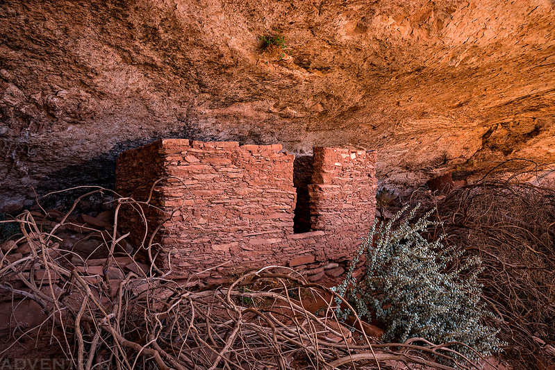 Rectangle Ruin