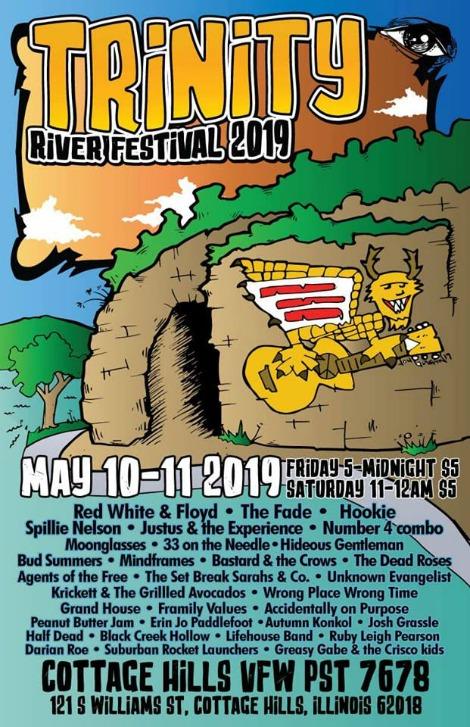 River Festival 5-10, 5-11-19