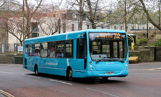 Arriva North East 1536 YJ58 FFP