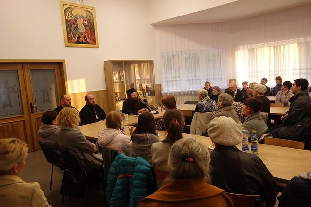 Wykład archimandryty Tymoteusza